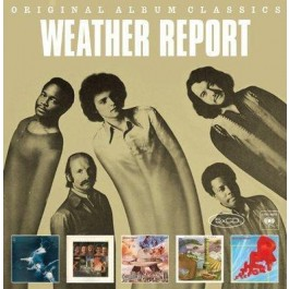 Weather Report Original Album Classics 2 CD5
