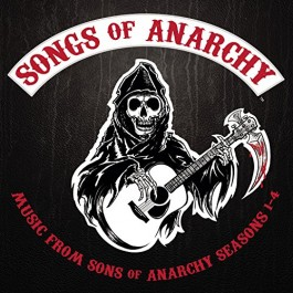 Soundtrack Songs Of Anarchy Music From Sons Of Anarchy Seasons 1-4 CD