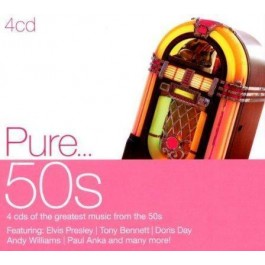 Various Artists Pure...50S CD4