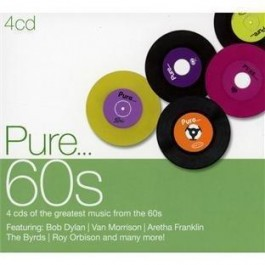 Various Artists Pure...60S CD4