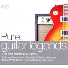 Various Artists Pure...guitar Legends CD4