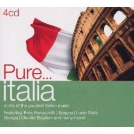 Various Artists Pure...italia CD4