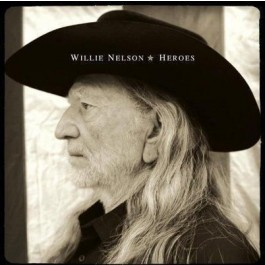 Willie Nelson Heroes CD