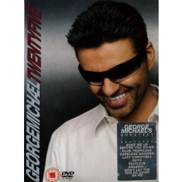 George Michael Twentyfive2 DVD