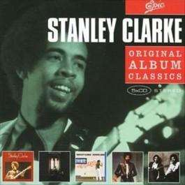 Stanley Clarke Original Album Classics CD5