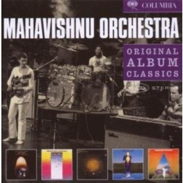 Mahavishnu Orchestra Original Album Classics CD5