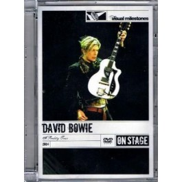 David Bowie Reality Tour 2004 DVD