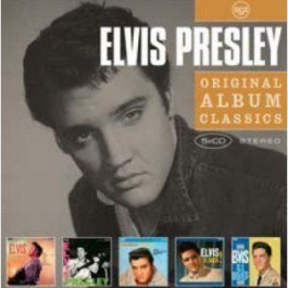 Elvis Presley Original Album Classics CD5