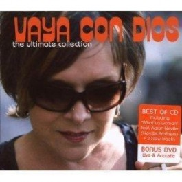 Vaya Con Dios The Ultimate Collection CD+DVD