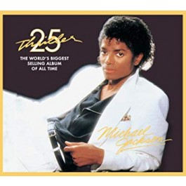 Michael Jackson Thriller 25Th Anniversary CD