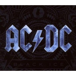 Ac/dc Black Ice Limited CD