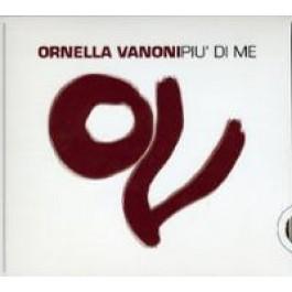 Ornella Vanoni Piu Di Me CD