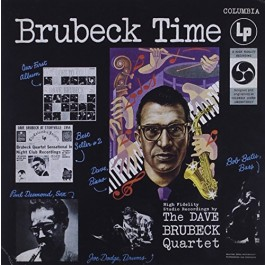 Dave Brubeck Quartet Brubeck Time Remasters CD