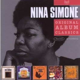 Nina Simone Original Album Classics CD5
