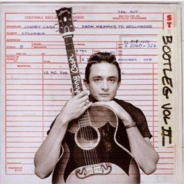 Johnny Cash Bootleg Vol Ii - From Memphis To Hollywood CD2