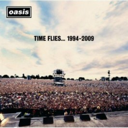 Oasis Time Flies 1994-2009 - Singles Collection CD2