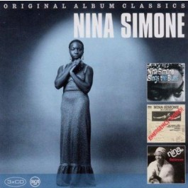 Nina Simone Original Album Classics CD3