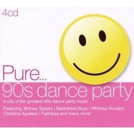 Various Artists Pure...90S Dance Party CD4