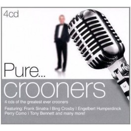 Various Artists Pure...crooners CD4