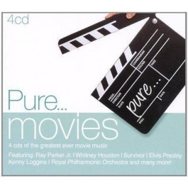 Various Artists Pure...movies CD4