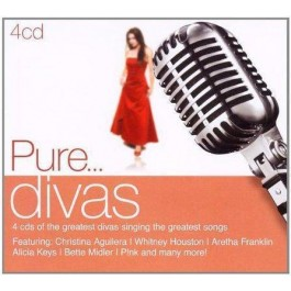Various Artists Pure...divas CD4
