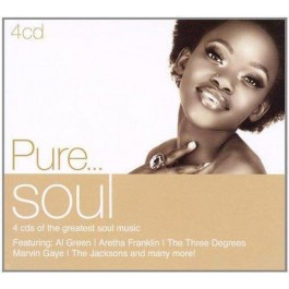 Various Artists Pure...soul CD4