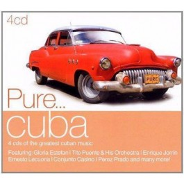 Various Artists Pure...cuba CD4