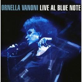 Ornella Vanoni Live At Blue Note CD