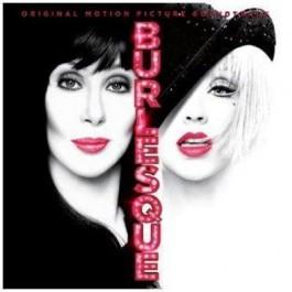 Soundtrack Burlesque CD