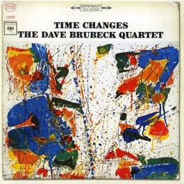 Dave Brubeck Quartet Time Changes CD
