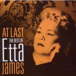 Etta James At Last - Best Of CD