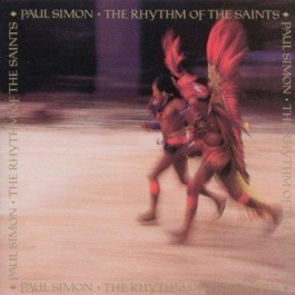Paul Simon Rhythm Of The Saints Remasters CD