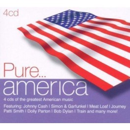 Various Artists Pure...america CD4