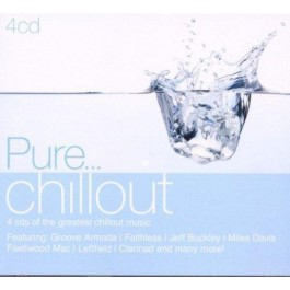 Various Artists Pure...chillout CD4