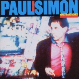 Paul Simon Hearts & Bones Remasters CD