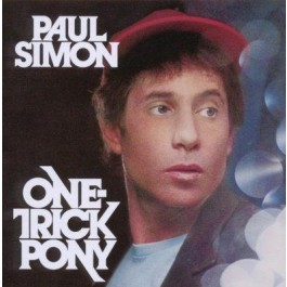 Paul Simon One Trick Pony CD