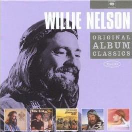 Willie Nelson Original Album Classics CD5