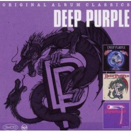 Deep Purple Original Album Classics CD3