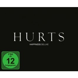 Hurts Happiness Deluxe CD+DVD2
