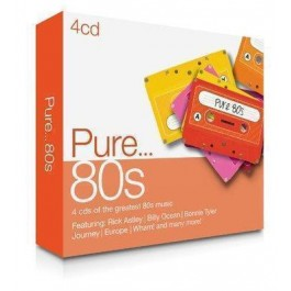 Various Artists Pure...80S CD4