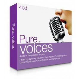 Various Artists Pure...voices CD4