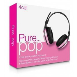 Various Artists Pure...pop CD4