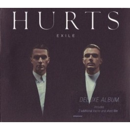 Hurts Exile Deluxe CD