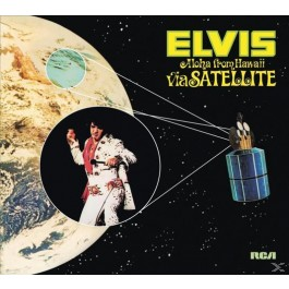 Elvis Presley Aloha From Hawaii Via Satellite Legacy Edition CD2