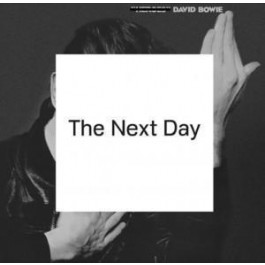 David Bowie Next Day LP2+CD