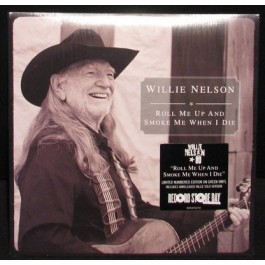 Willie Nelson Roll Me Up And Smoke Me When I Die 7SINGLE