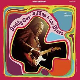 Buddy Guy A Man & The Blues LP