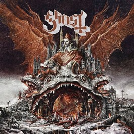 Ghost Prequelle CD
