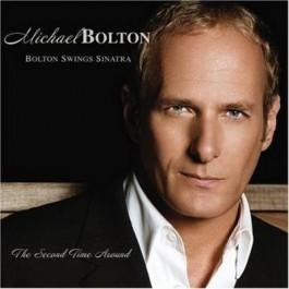 Michael Bolton Bolton Swings Sinatra CD