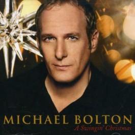 Michael Bolton A Swingin Christmas CD